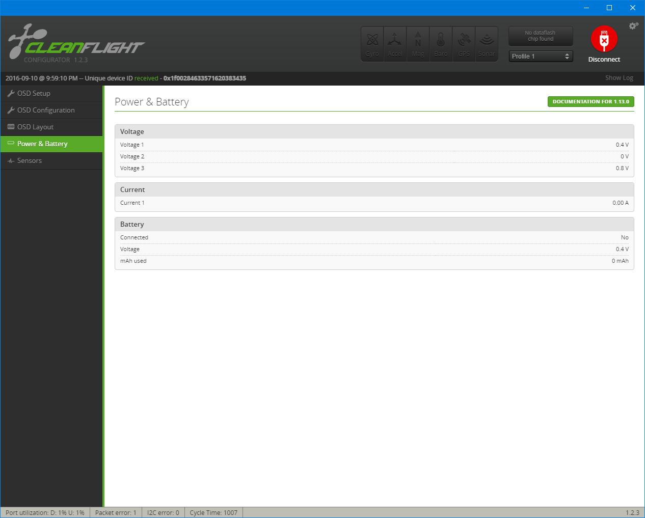 Seriously Pro Racing - SPRacingF3OSD/PDB On-Screen Display / LC ...