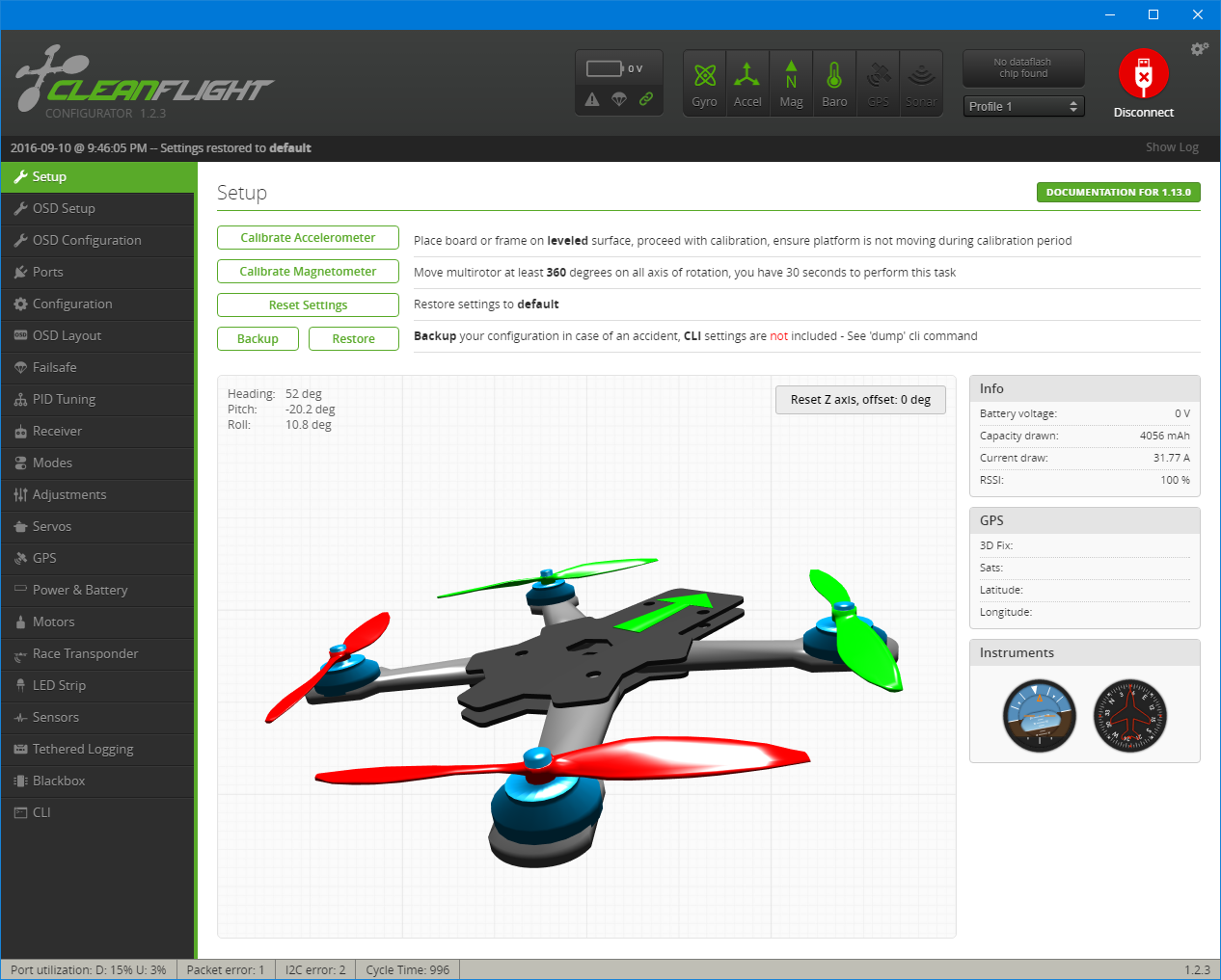 Seriously Pro Racing Spracingf3 Flight Controller Cc3d Wiring Diagram Free Picture Cleanflight Configurator