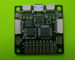 SPRacingF3 PCB - Top