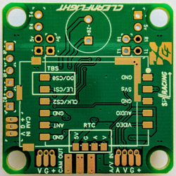 SPRacingF7DUAL PCB - Top